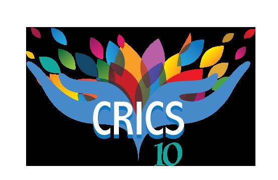 Logo CRICS 10